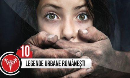 Mituri urbane romanesti – de la veritabili ucigasi in serie, la stafii si vrajitoare