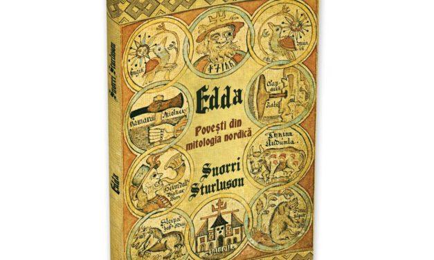 Edda: povesti din mitologia nordica de Snorri Sturluson