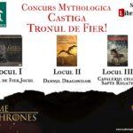 """Concurs """"Castiga Tronul de Fier"""" – Mythologica Urzeala Tronurilor"""