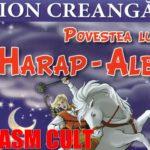 Ce este basmul cult romanesc al lui Creanga?