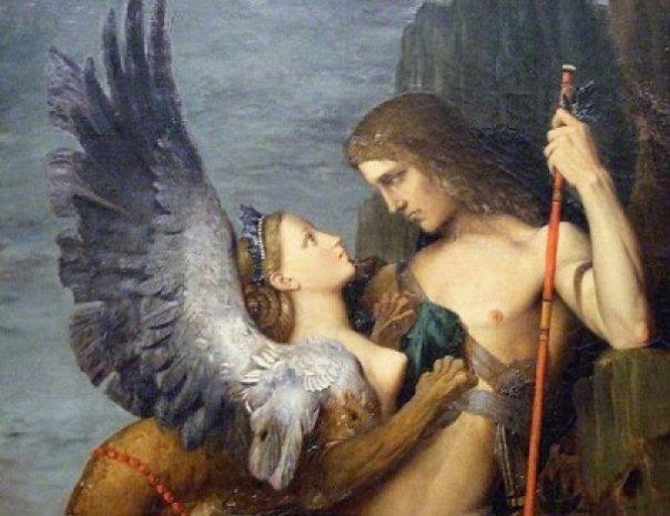 Mitul lui Oedip si complexul lui Oedip in mitologie