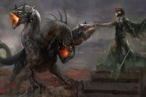 Copiii lui Hades: Eriniile, Furiile, Geniile Infernului