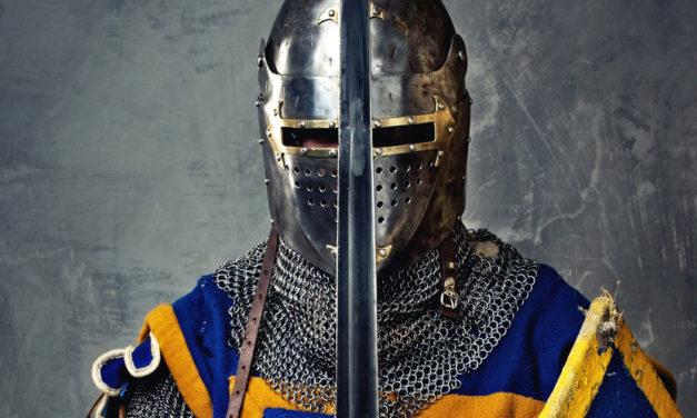 Cum era viata cavalerilor in Evul Mediu?