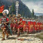 Cum au fost oprite legiunile romane in Siria