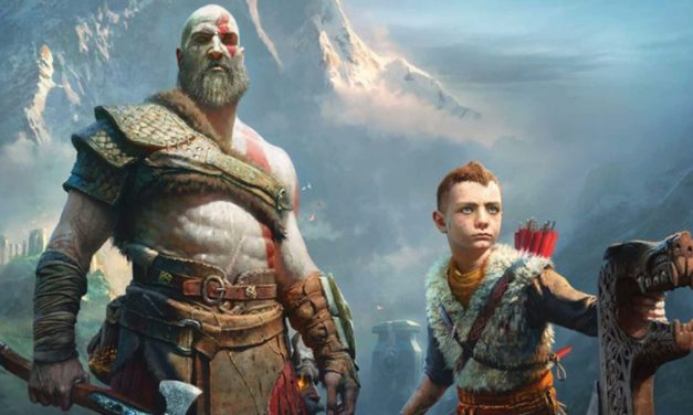 Kratos, zeul fortei divine in God of War