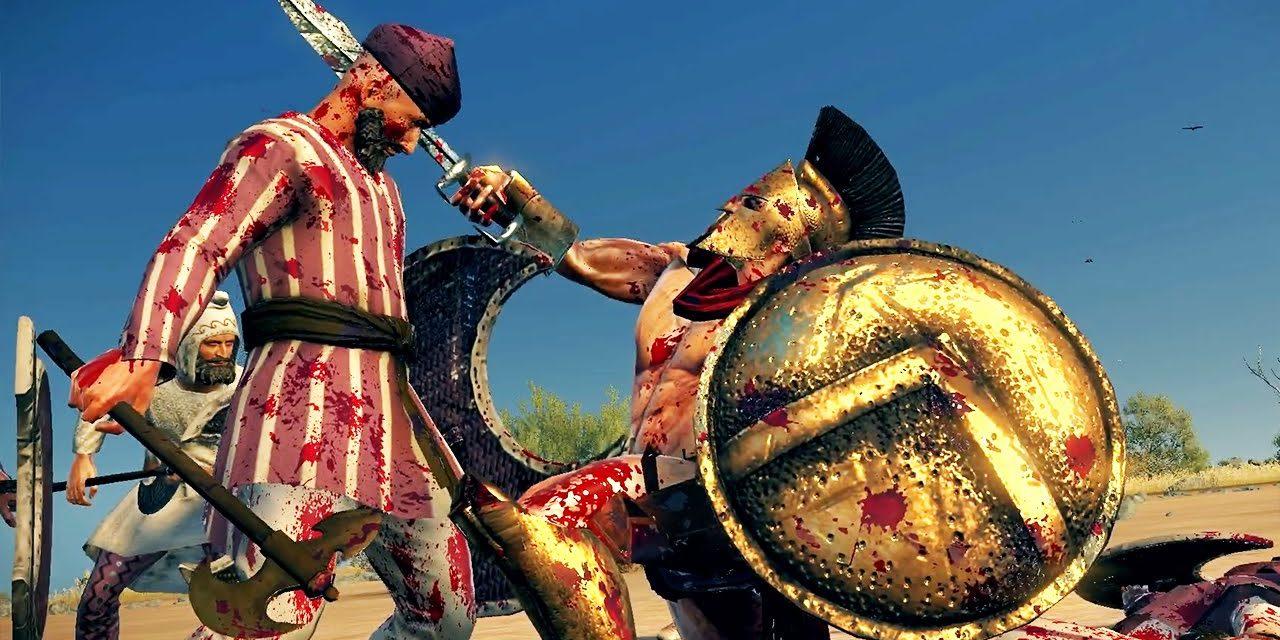 Persani versus Spartani sau Alien versus Predator – o confruntare pe viata si pe moarte