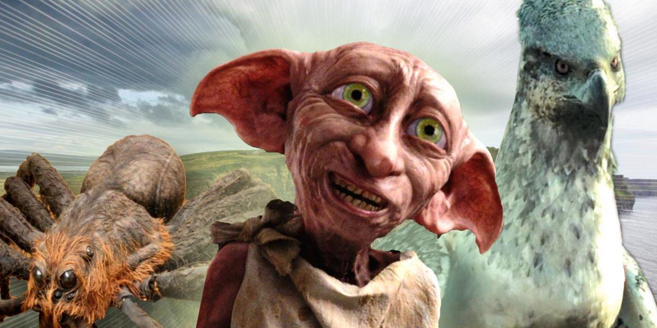 Top 10 creaturi fantastice in Harry Potter