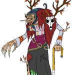 Muma Padurii si alte spirite in folclorul romanesc