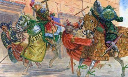 Armata bizantina si Imperiul Bizantin