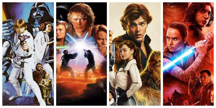 TOP 10 cele mai bune filme Star Wars