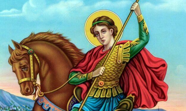 Sfantul Dumitru, vechiul zeu pagan Sumedru si Filip Schiopul