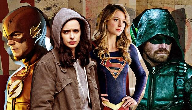 Top 10 seriale cu supereroi din ultimii 10 ani