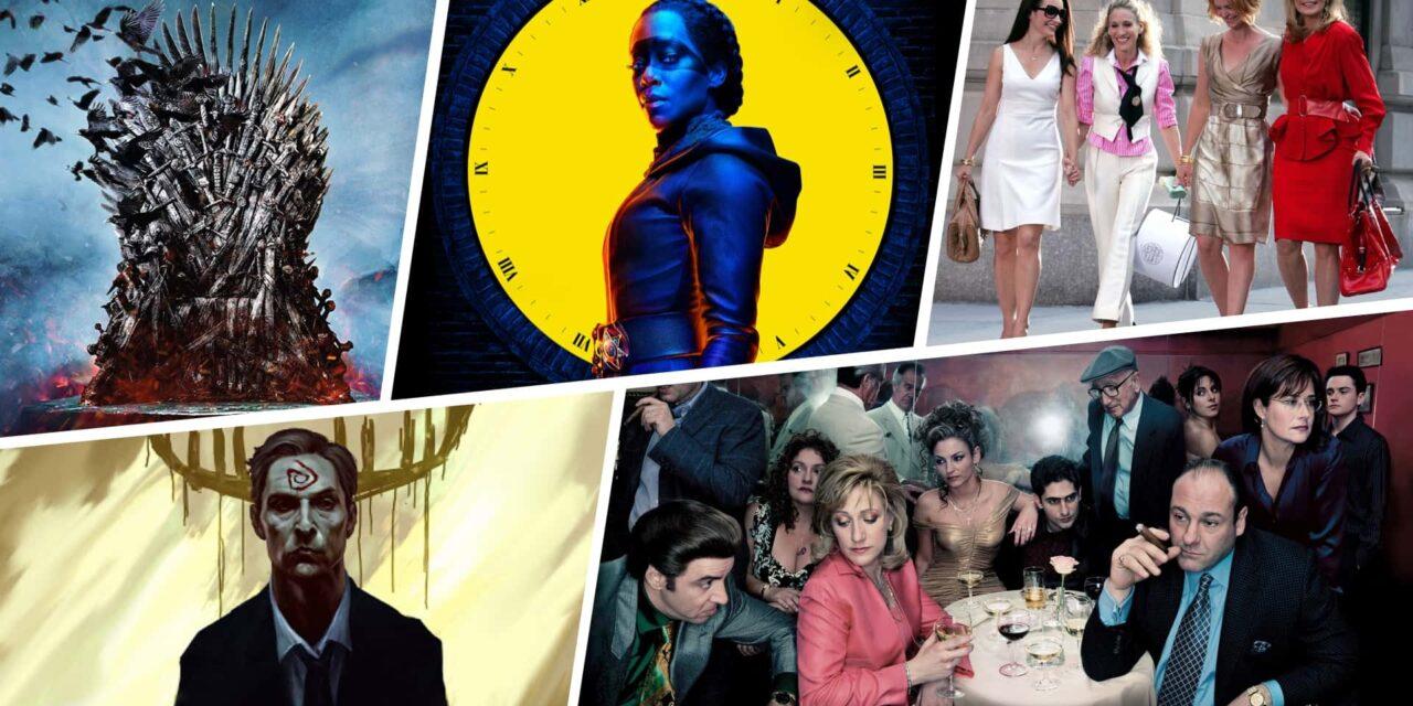 Top 10 cele mai bune seriale HBO Go
