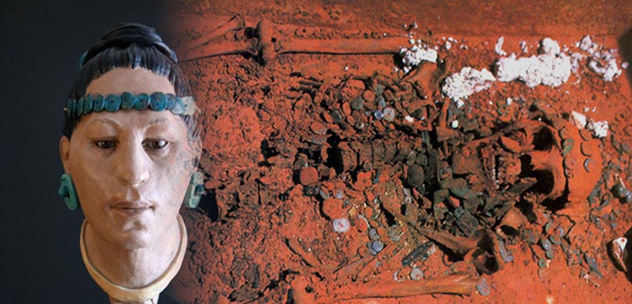 Mormantul Reginei Rosii – unul din cele mai enigmatice repere ale mayasilor