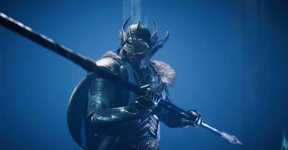 Gungnir, sulita lui Odin in Assassin's Creed Valhalla