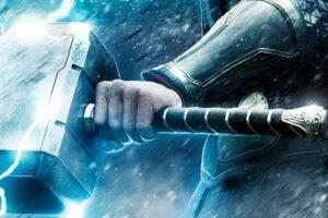 Ciocanul lui Thor, Mjolnir, in Assassin's Creed Valhalla